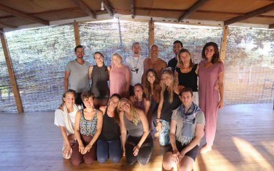 Yoga Teacher Training a Paros ♥