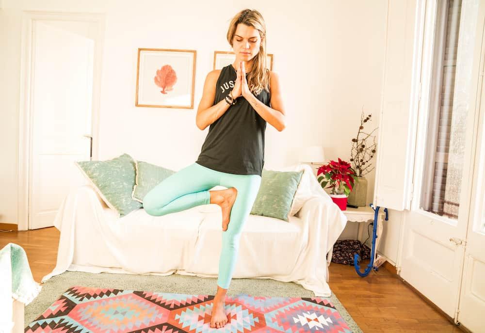 ansia yoga e meditazione