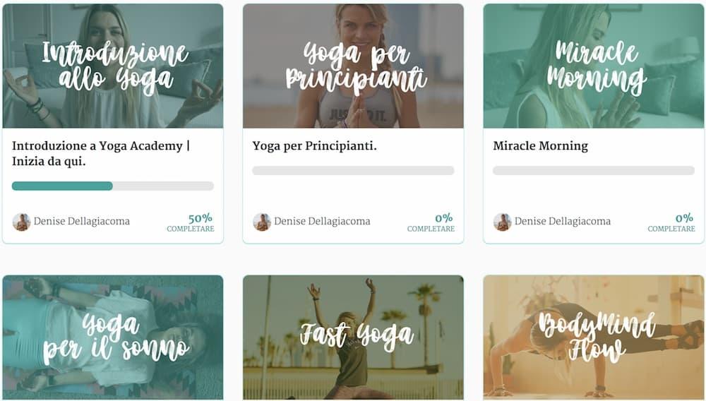 Yoga Academy: iscrizioni aperte 11